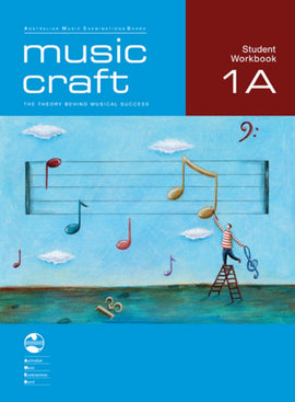 MUSIC CRAFT STUDENT WORKBOOK GR 1 BK A BK/2CDS