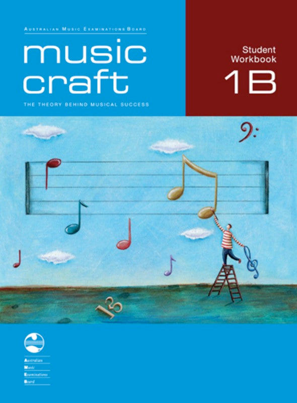 MUSIC CRAFT STUDENT WORKBOOK GR 1 BK B BK/2CDS