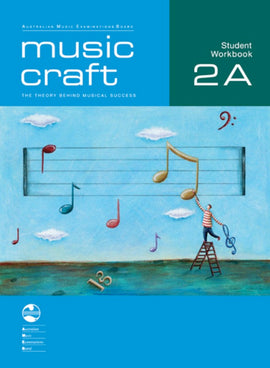 MUSIC CRAFT STUDENT WORKBOOK GR 2 BK A BK/2CDS
