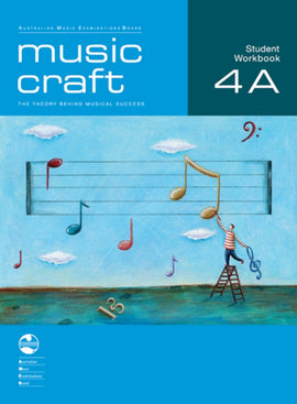 MUSIC CRAFT STUDENT WORKBOOK GR 4 BK A BK/2CDS