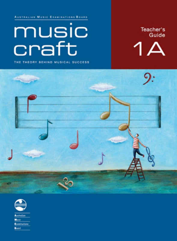 MUSIC CRAFT TEACHERS GUIDE GR 1 BK A