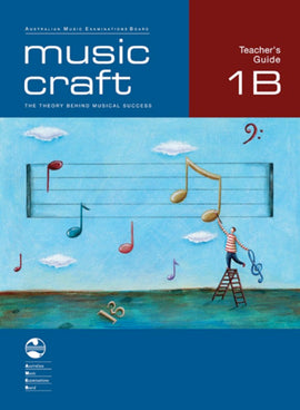 MUSIC CRAFT TEACHERS GUIDE GR 1 BK B