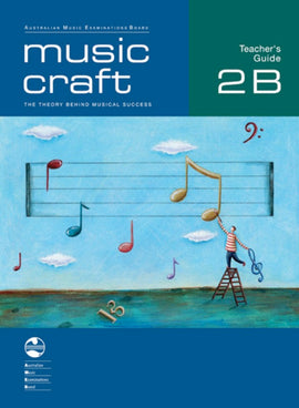 MUSIC CRAFT TEACHERS GUIDE GR 2 BK B