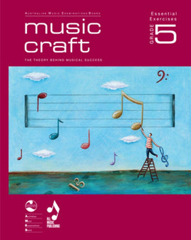 MUSIC CRAFT GR 5 ESSENTIAL EXERCISES BK/2CDS