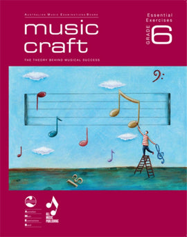MUSIC CRAFT GR 6 ESSENTIAL EXERCISES BK/2CDS
