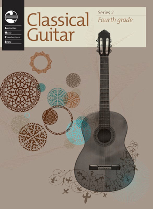 CLASSICAL GUITAR GRADE 4 SERIES 2 AMEB