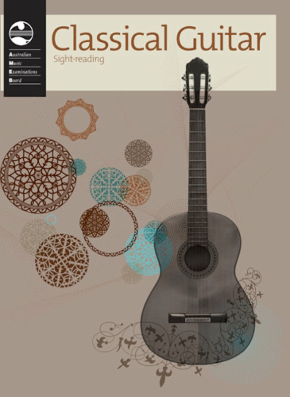 CLASSICAL GUITAR SIGHT READING 2011 AMEB