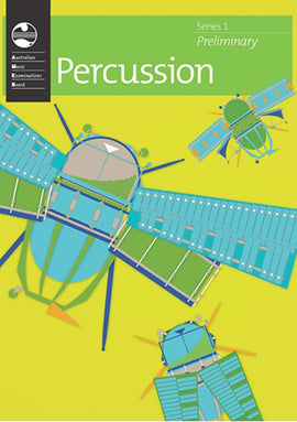 PERCUSSION PRELIMINARY SERIES 1 AMEB