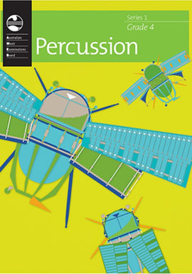 PERCUSSION GRADE 4 SERIES 1 AMEB