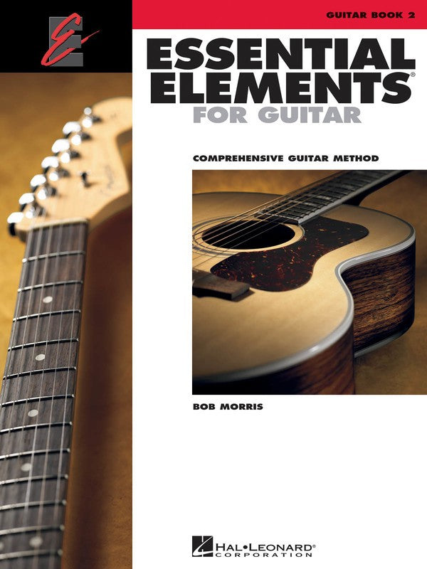 ESSENTIAL ELEMENTS FOR GUITAR BK 2 BOOK ONLY EE