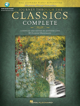 JOURNEY THROUGH THE CLASSICS COMPLETE BK/OLA
