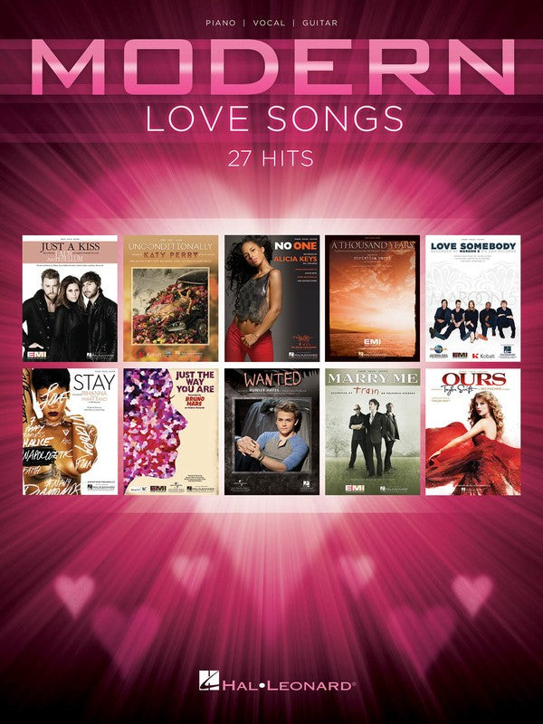 MODERN LOVE SONGS PVG