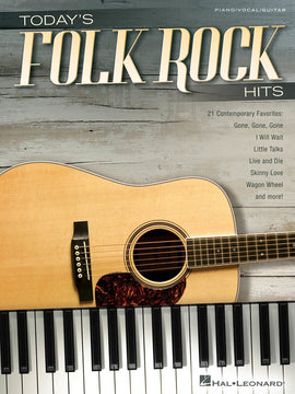 TODAYS FOLK ROCK HITS PVG