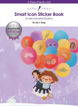 SMART ICON STICKER BOOK