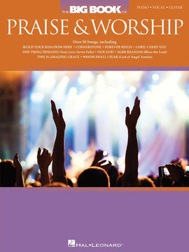 BIG BOOK OF PRAISE & WORSHIP PVG