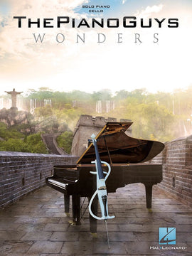 PIANO GUYS WONDERS PIANO & CELLO