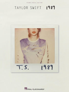 TAYLOR SWIFT - 1989 PVG