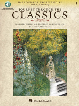 JOURNEY THROUGH THE CLASSICS BK 1 ELEMENTARY
