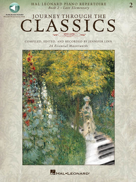 JOURNEY THROUGH THE CLASSICS BK 2 LATE ELEMENTARY