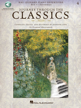 JOURNEY THROUGH THE CLASSICS BK 4 INTERMEDIATE