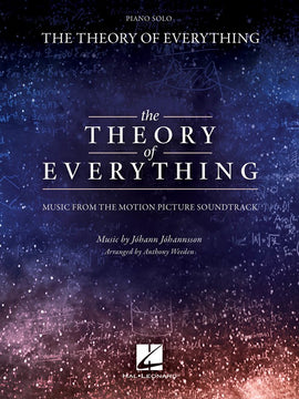 THEORY OF EVERYTHING PIANO SOLO
