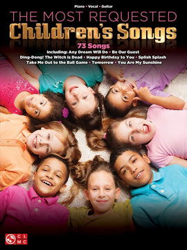 MOST REQUESTED CHILDRENS SONGS PVG
