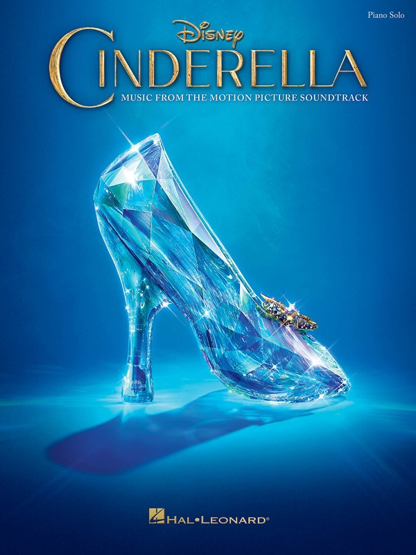 CINDERELLA MUSIC FROM 2015 MOVIE PIANO SOLO