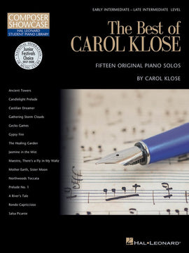 BEST OF CAROL KLOSE HLSPL COMPOSER SHOWCASE