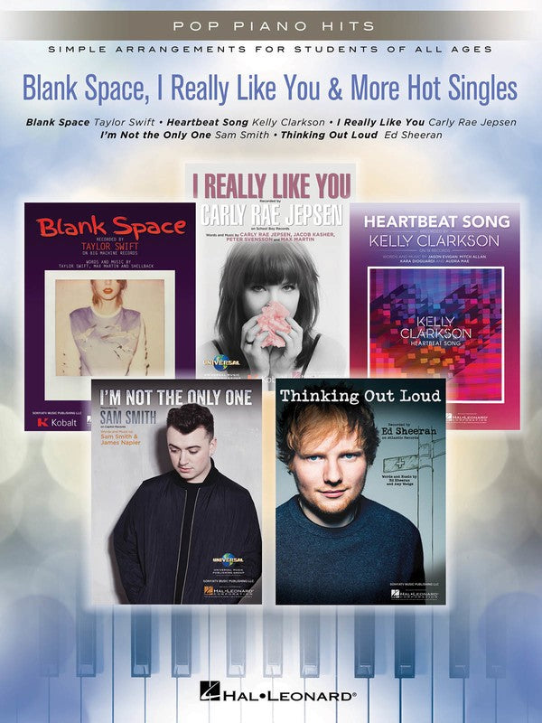 BLANK SPACE I REALLY LIKE YOU & MORE HOT SINGLES