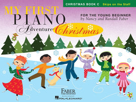 MY FIRST PIANO ADVENTURE CHRISTMAS BOOK C