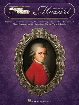 EZ PLAY 180 BEST OF MOZART