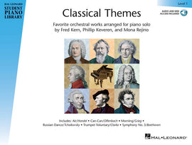 HLSPL CLASSICAL THEMES - LEVEL 1 BK/OLA