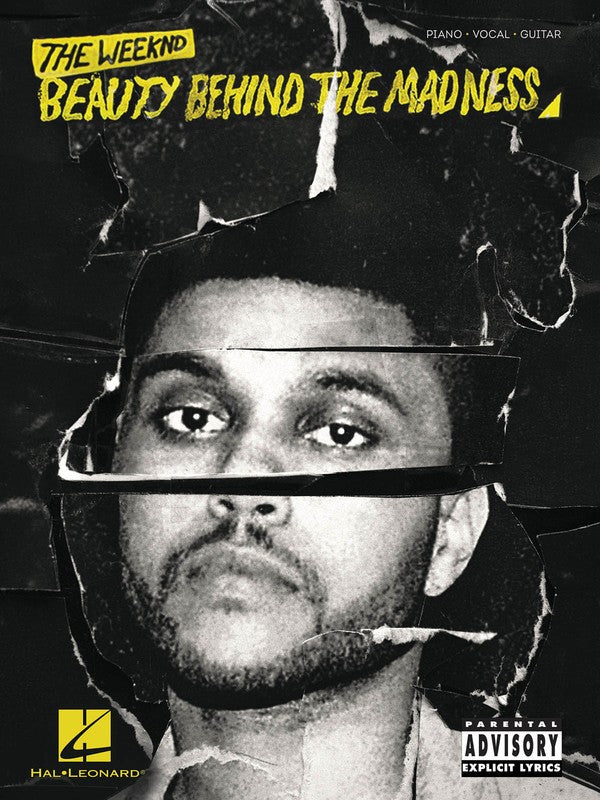 THE WEEKND - BEAUTY BEHIND THE MADNESS PVG