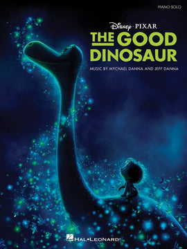 GOOD DINOSAUR PIANO SOLO SELECTIONS