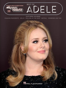 EZ PLAY 038 BEST OF ADELE