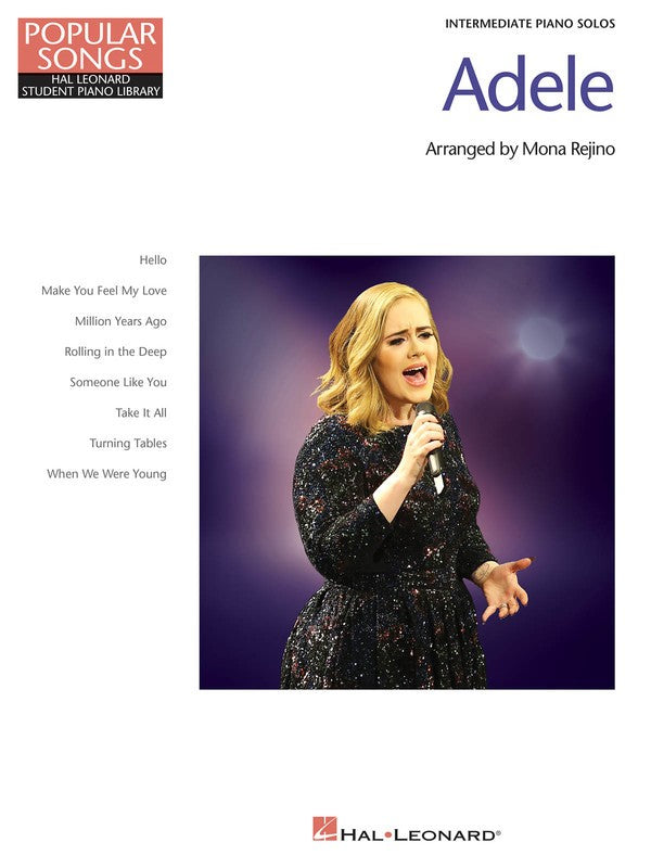 ADELE POPULAR SONGS SERIES HLSPL