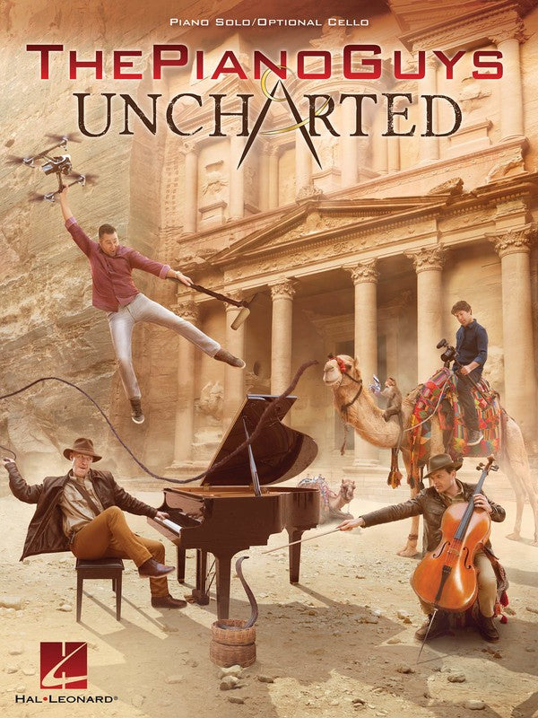PIANO GUYS - UNCHARTED PIANO/CELLO