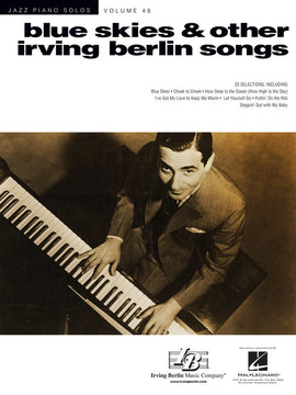 BLUE SKIES & OTHER IRVING BERLIN SONGS JPS V48