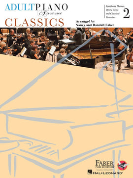 ADULT PIANO ADVENTURES CLASSICS BK 2