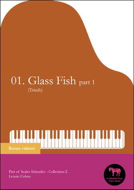 Glass Fish - STUDIO LICENSED
