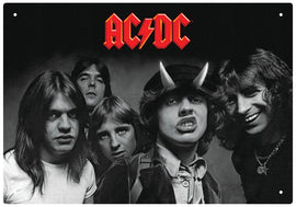 AC/DC - Highway to Hell - Tin Sign