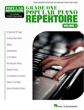 HLSPL POPULAR PIANO REPERTOIRE V1 GR1