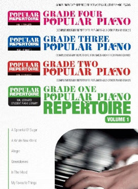 HLSPL POPULAR PIANO REPERTOIRE TEACHERS PACK