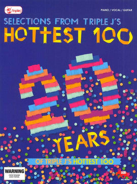 TWENTY YEARS OF TRIPLE J'S HOTTEST 100 PVG