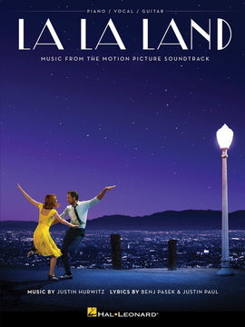 LA LA LAND MOVIE SOUNDTRACK PVG