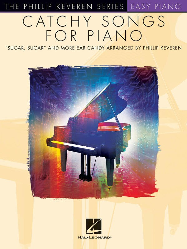 CATCHY SONGS FOR PIANO PHILLIP KEVEREN EASY PIANO