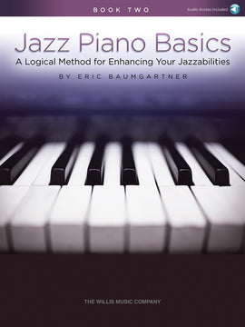 BAUMGARTNER - JAZZ PIANO BASICS BK 2 BK/OLA
