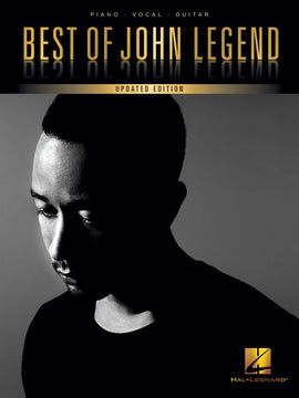 BEST OF JOHN LEGEND PVG UPDATED EDITION