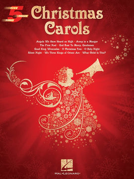 CHRISTMAS CAROLS FOR 5 FINGER PIANO