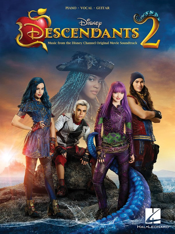 DESCENDANTS 2 MOVIE SOUNDTRACK PVG